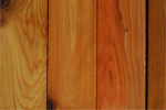 Red Cedar Trim Boards